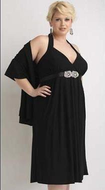 PLUS-SIZE EVENING GOWNS  MAXI DRESSES @ Elegant Plus, Sizes 12-34W